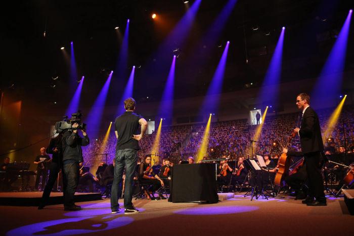 Pop-Oratorium »Ich bin …« © 2013 fotgrafiert von Oliver Ruetten