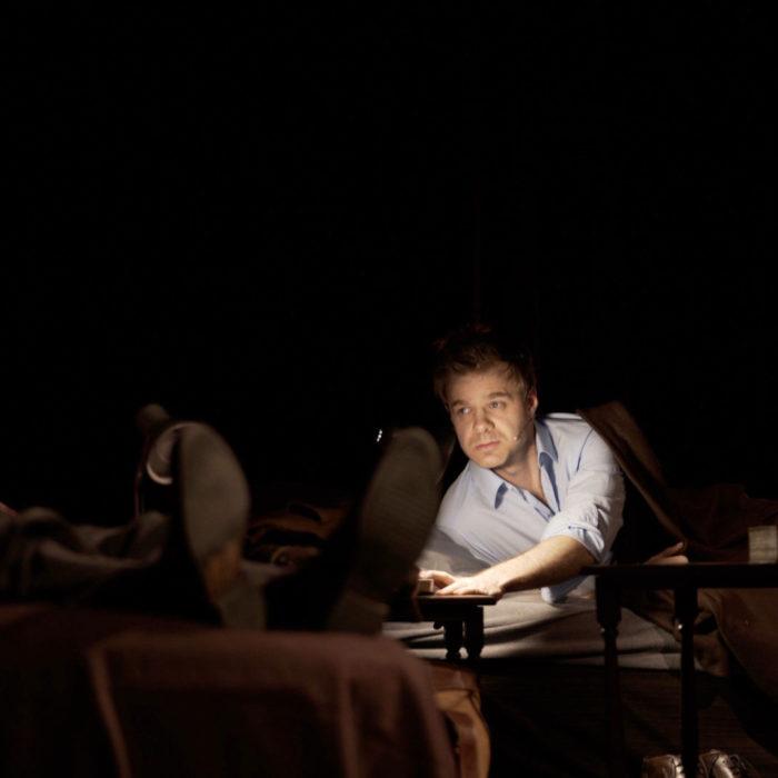 Benjamin Stoll in »Eine Nacht mit Luther«