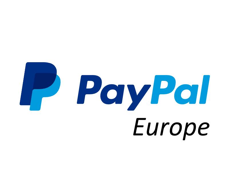 Logo PayPal Europe