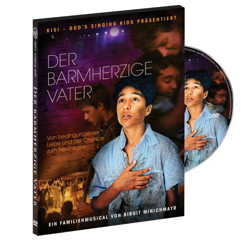 Cover Musical »Der barmherzige Vater«