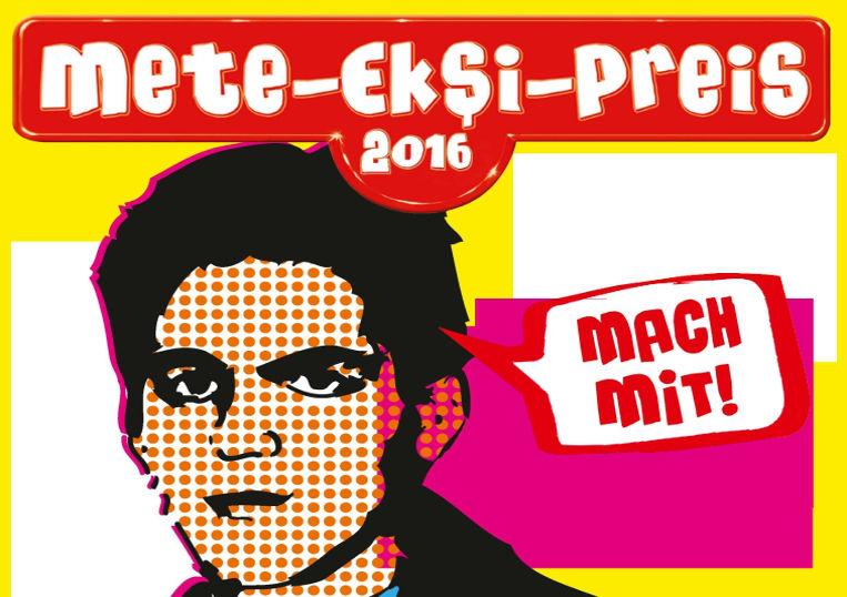 Mete-Ekşi-Preis 2016
