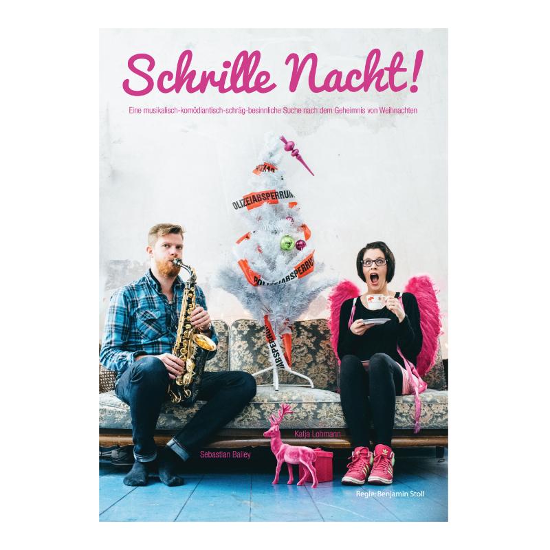 Plakat »Schrille Nacht!«