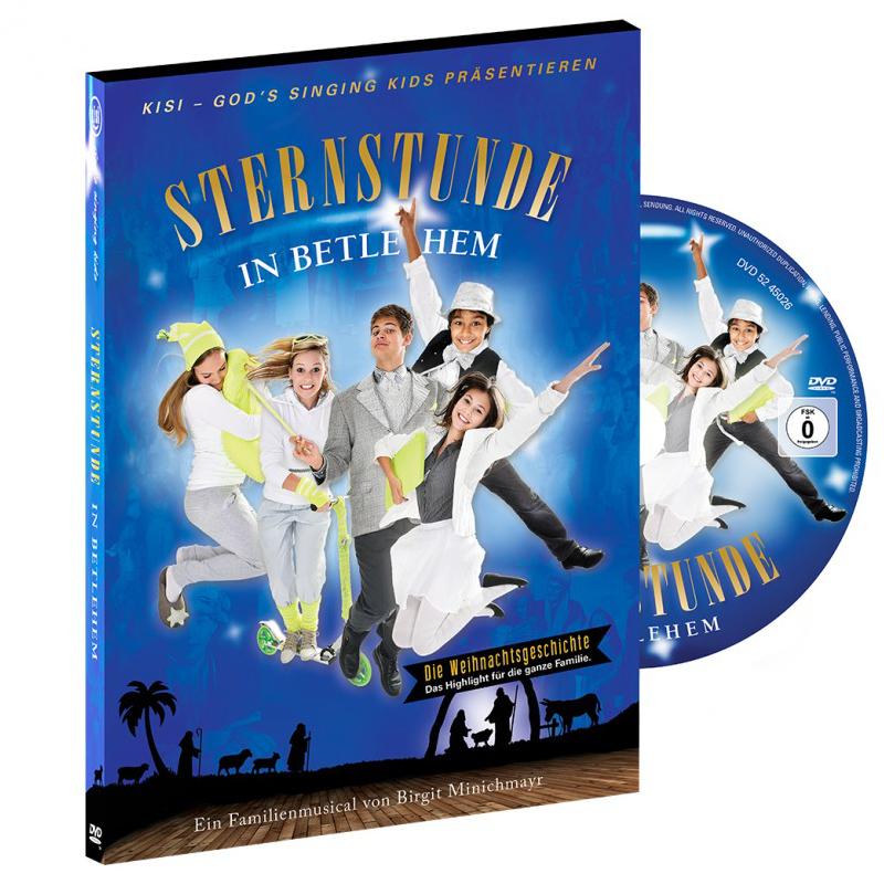Cover Musical »Sternstunde in Bethlehem«
